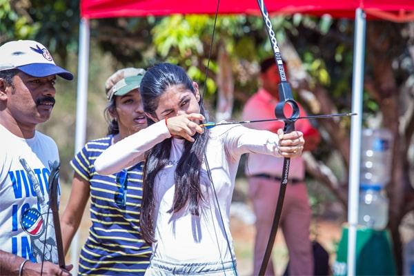 Archery (5 shots)